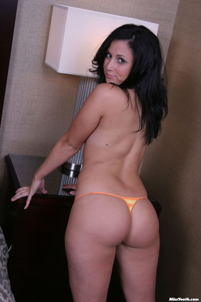 Young Latina Sexy Butt